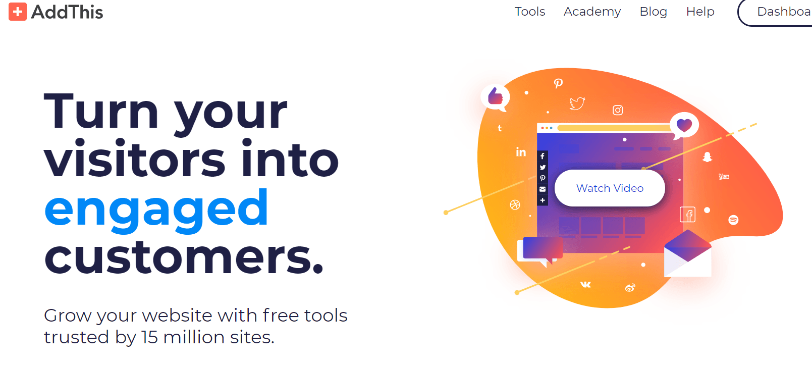 AddThis content tool